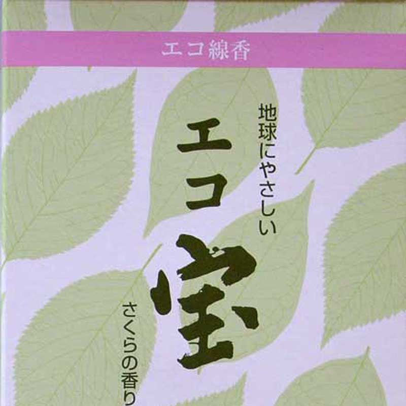 Eco Sakura Incense Feature Image