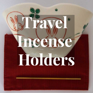 Travel Incense Holders