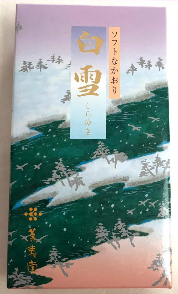 Shirayuki Incense